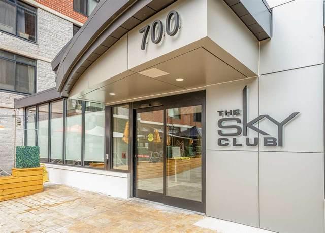 700 1ST ST 7F, Hoboken, NJ 07030 (MLS #210001329) :: Kiliszek Real Estate Experts