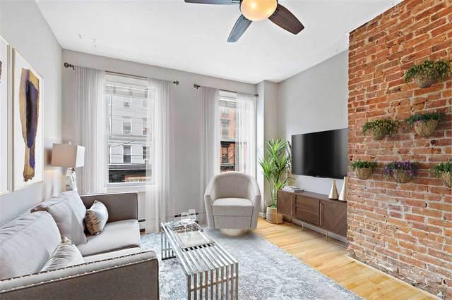 311 Monroe St 2L, Hoboken, NJ 07030 (MLS #210001336) :: Kiliszek Real Estate Experts