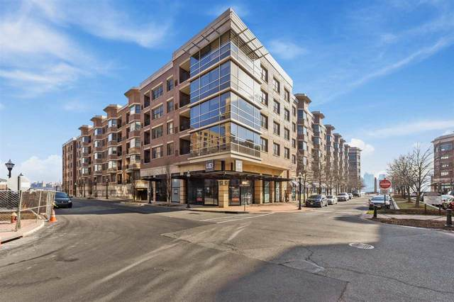20 Avenue At Port Imperial #204, West New York, NJ 07093 (MLS #210001348) :: The Trompeter Group