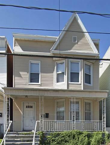 113 Virginia Ave, Jc, Greenville, NJ 07304 (MLS #210001349) :: The Trompeter Group
