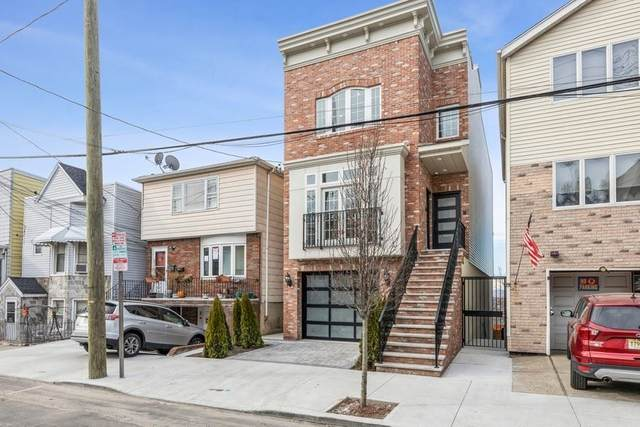 433 Liberty Ave #1, Jc, Heights, NJ 07307 (MLS #210001373) :: Provident Legacy Real Estate Services, LLC
