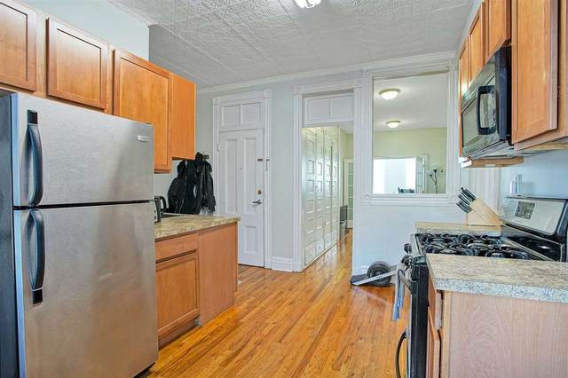 198 Bowers St #3, Jc, Heights, NJ 07307 (MLS #210001379) :: RE/MAX Select