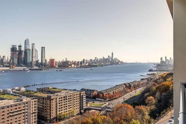 899 Blvd East 8G, Weehawken, NJ 07086 (MLS #210001424) :: Provident Legacy Real Estate Services, LLC