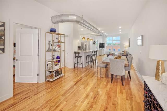 251 Newark Ave 4A, Jc, Downtown, NJ 07302 (MLS #210001457) :: Hudson Dwellings