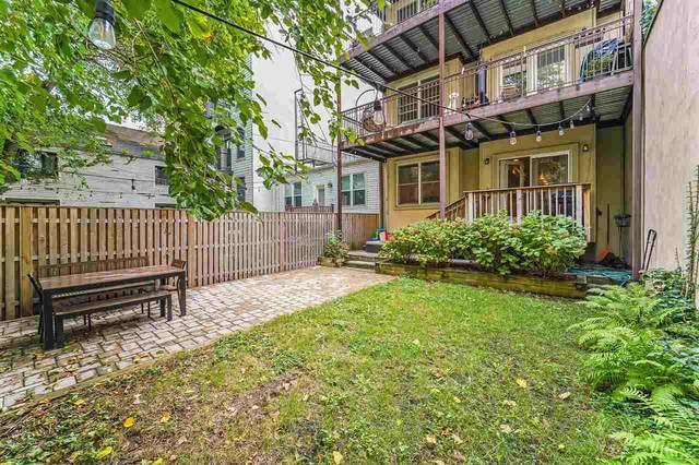 78 Monroe St #1, Hoboken, NJ 07030 (MLS #210001535) :: The Ngai Group