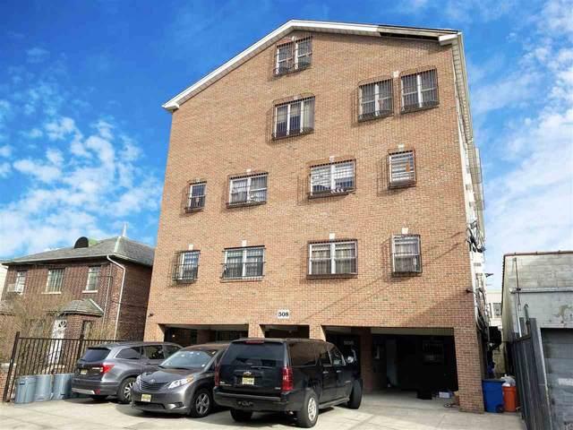 508 34TH ST #8, Union City, NJ 07087 (#210001555) :: Nexthome Force Realty Partners