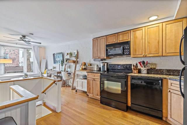 1030 Willow Ave #2, Hoboken, NJ 07030 (MLS #210001582) :: The Ngai Group