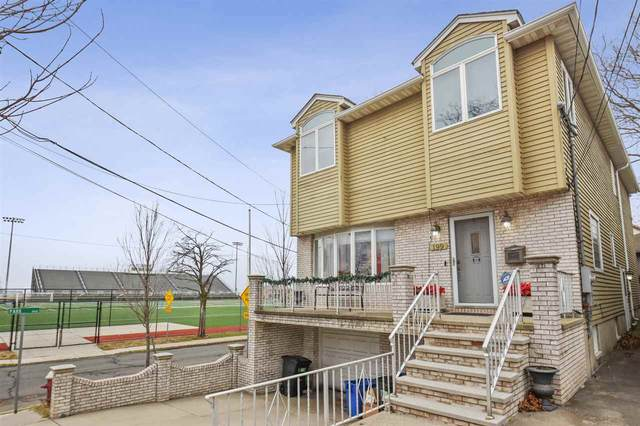 199 West 26Th St, Bayonne, NJ 07002 (MLS #210001682) :: Team Braconi | Christie's International Real Estate | Northern New Jersey