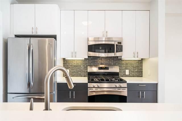 327 3RD ST #401, Jc, Downtown, NJ 07302 (MLS #210001711) :: Hudson Dwellings