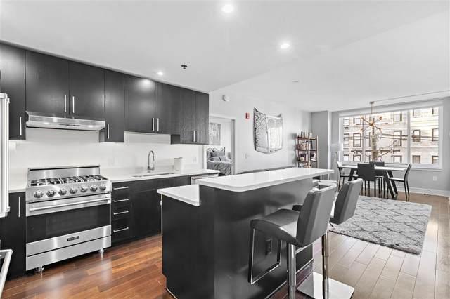 1100 Maxwell Lane #413, Hoboken, NJ 07030 (MLS #210001716) :: Hudson Dwellings