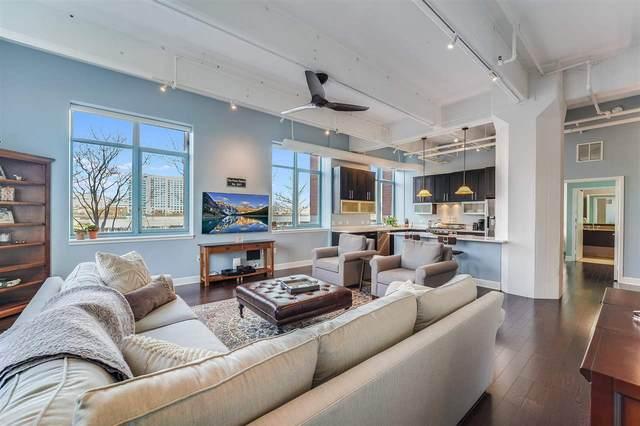 1500 Garden St 1G, Hoboken, NJ 07030 (MLS #210001723) :: Hudson Dwellings