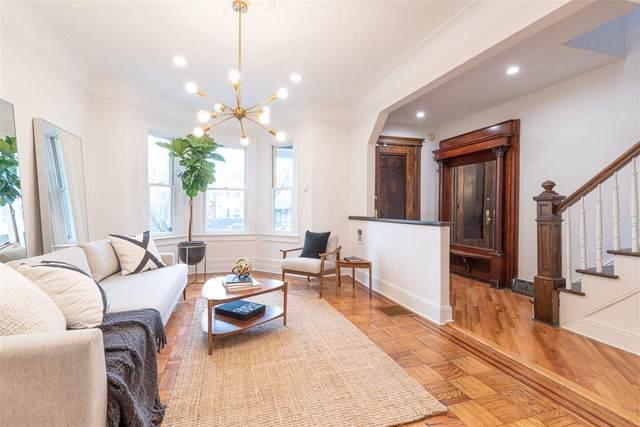 3266 Kennedy Blvd, Jc, Heights, NJ 07306 (MLS #210001724) :: Hudson Dwellings
