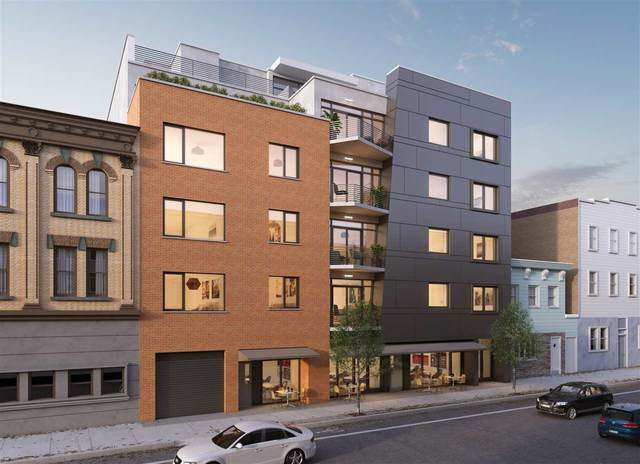 391 Palisade Ave, Jc, Heights, NJ 07307 (MLS #210001759) :: Hudson Dwellings