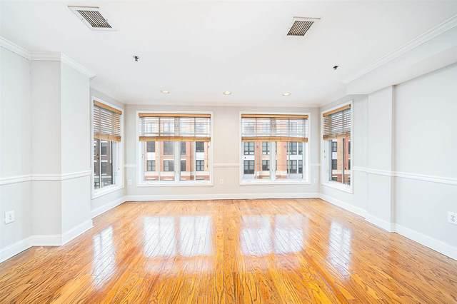1331 Grand St #408, Hoboken, NJ 07030 (MLS #210001762) :: Hudson Dwellings