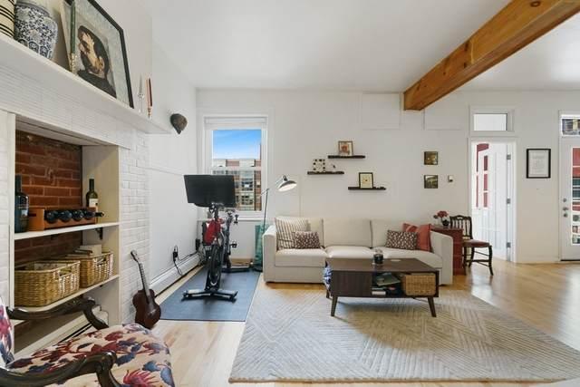 234 9TH ST 6A, Jc, Downtown, NJ 07302 (MLS #210001767) :: Hudson Dwellings