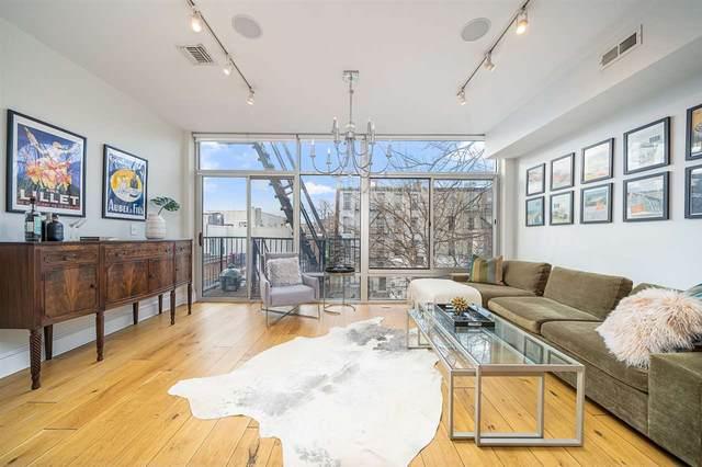 806 Bloomfield St #2, Hoboken, NJ 07030 (MLS #210001777) :: Hudson Dwellings