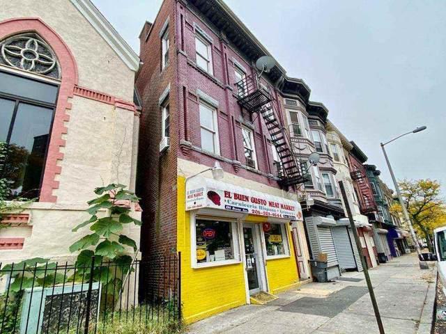 190 Ocean Ave, Jc, Greenville, NJ 07305 (MLS #210001780) :: The Ngai Group