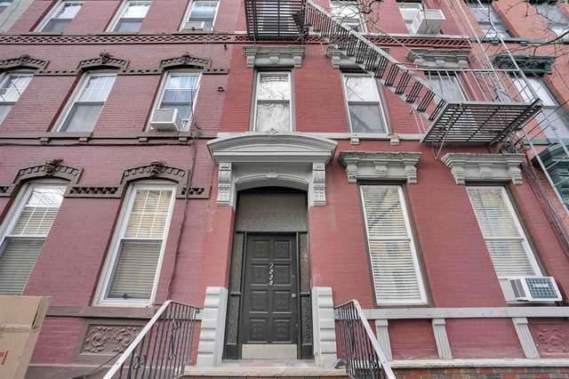1228 Park Ave B, Hoboken, NJ 07030 (MLS #210001783) :: The Trompeter Group