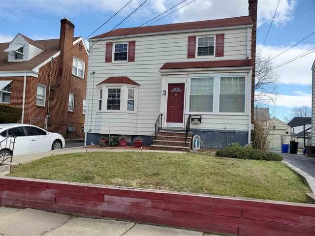 422 Franklin Ave, Belleville, NJ 07109 (MLS #210001786) :: The Danielle Fleming Real Estate Team