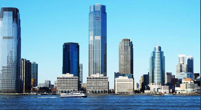 99 Hudson St #4405, Jc, Downtown, NJ 07302 (MLS #210001821) :: The Trompeter Group