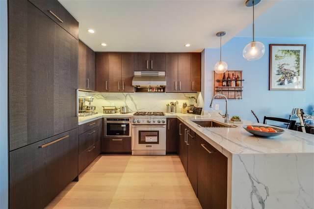 1400 Hudson St #510, Hoboken, NJ 07030 (MLS #210001837) :: The Trompeter Group