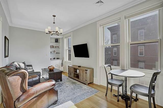 300 Park Ave #5, Hoboken, NJ 07030 (MLS #210001865) :: The Trompeter Group