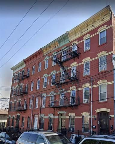 41 Harmon St, Jc, Bergen-Lafayett, NJ 07304 (MLS #210001887) :: The Trompeter Group