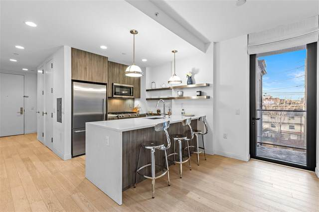 160 1ST ST #415, Jc, Downtown, NJ 07302 (MLS #210001960) :: RE/MAX Select
