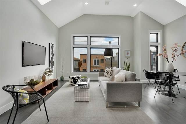 65 Hancock Ave #2, Jc, Heights, NJ 07307 (MLS #210002159) :: The Danielle Fleming Real Estate Team