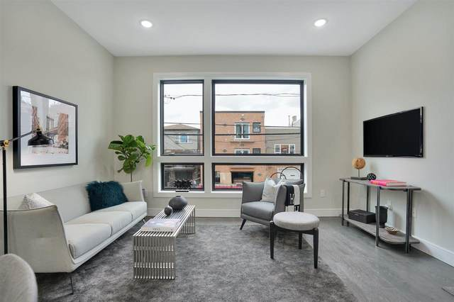 65 Hancock Ave #1, Jc, Heights, NJ 07307 (MLS #210002161) :: The Danielle Fleming Real Estate Team