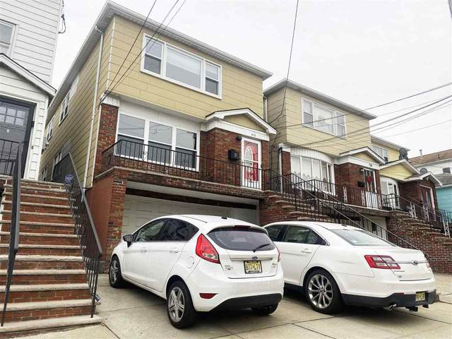 512 Liberty Ave, Jc, Heights, NJ 07307 (MLS #210002242) :: The Danielle Fleming Real Estate Team