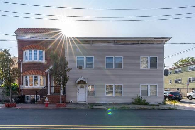 82 Hopkins Ave, Jc, Heights, NJ 07306 (MLS #210002257) :: The Danielle Fleming Real Estate Team