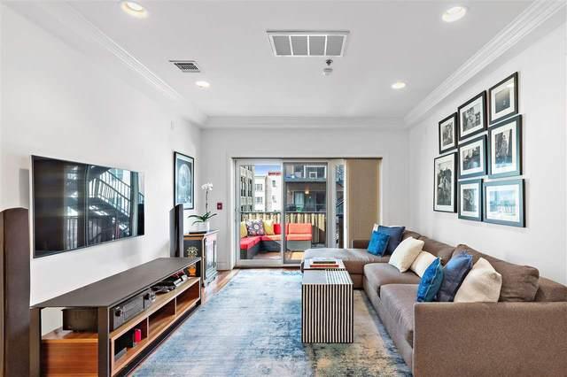516 Grand St #2, Hoboken, NJ 07030 (MLS #210002268) :: The Danielle Fleming Real Estate Team