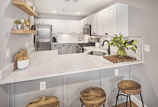 84 Adams St 3E, Hoboken, NJ 07030 (MLS #210002289) :: The Danielle Fleming Real Estate Team