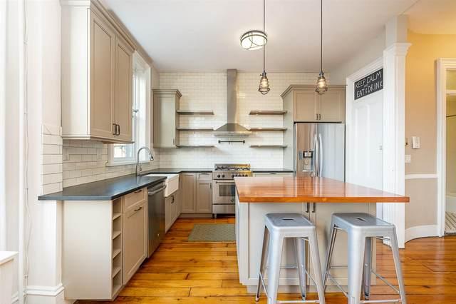 826 Washington St #3, Hoboken, NJ 07030 (MLS #210002296) :: The Danielle Fleming Real Estate Team