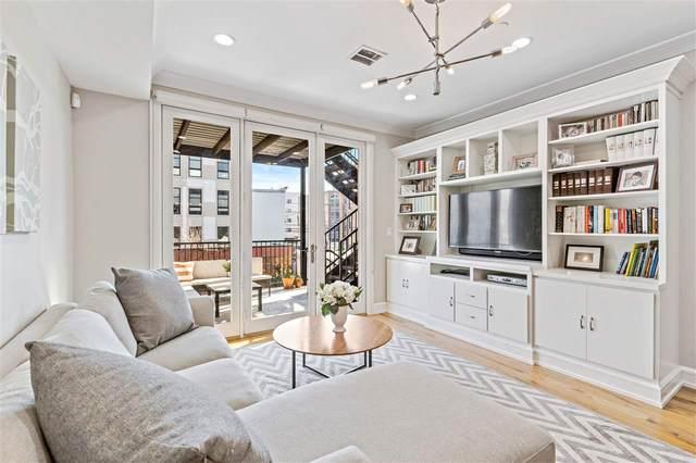 503 Monroe St #2, Hoboken, NJ 07030 (MLS #210002302) :: The Danielle Fleming Real Estate Team