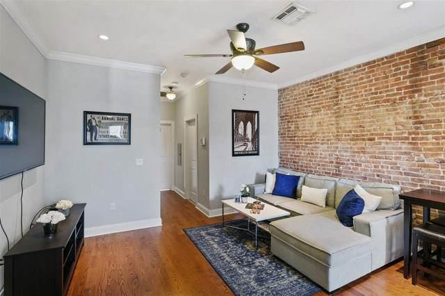807 Garden St #7, Hoboken, NJ 07030 (MLS #210002311) :: The Danielle Fleming Real Estate Team