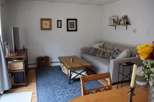 606 Madison St #2, Hoboken, NJ 07030 (MLS #210002329) :: Hudson Dwellings