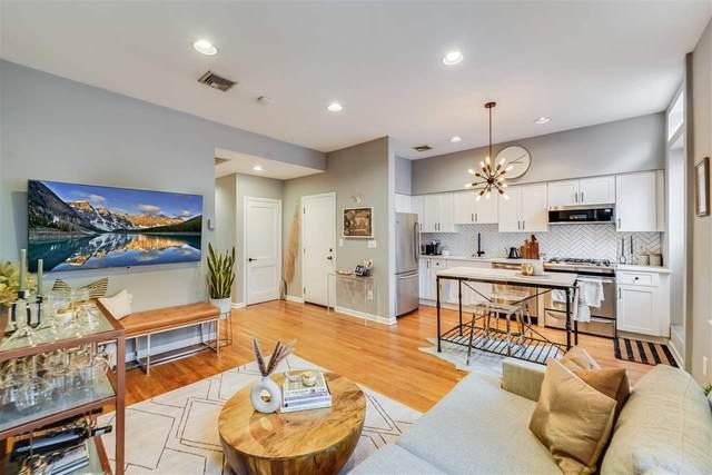 322 Hudson St #2, Hoboken, NJ 07030 (MLS #210002335) :: The Danielle Fleming Real Estate Team