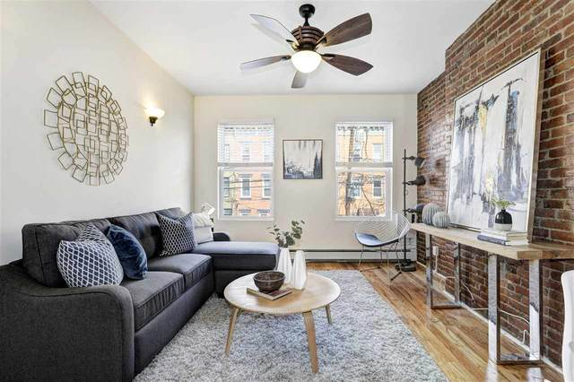 353 7TH ST #3, Jc, Downtown, NJ 07302 (MLS #210002342) :: The Danielle Fleming Real Estate Team