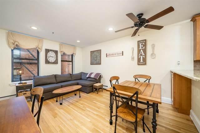 1115 Willow Ave #305, Hoboken, NJ 07030 (MLS #210002343) :: The Danielle Fleming Real Estate Team