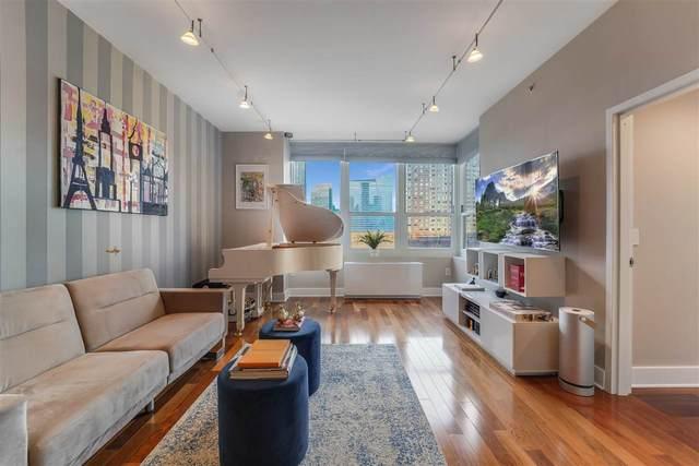 88 Morgan St #1004, Jc, Downtown, NJ 07302 (MLS #210002353) :: The Danielle Fleming Real Estate Team
