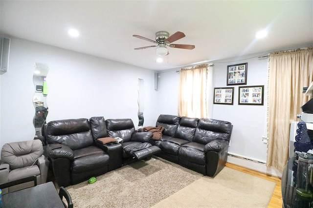 518 25TH ST, Union City, NJ 07087 (MLS #210002371) :: The Danielle Fleming Real Estate Team