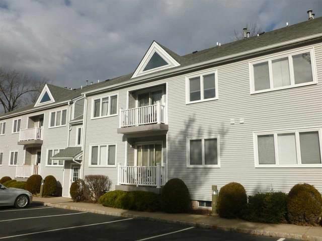 108-110 Passaic Ave A-8, Nutley, NJ 07110 (MLS #210002401) :: Hudson Dwellings