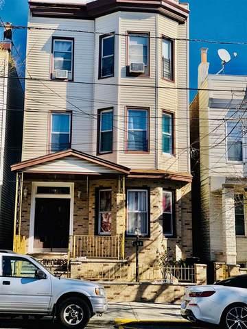 110 Maple St, Weehawken, NJ 07086 (MLS #210002535) :: The Danielle Fleming Real Estate Team