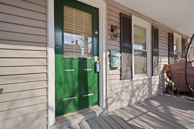 129 Monmouth St, HIGHTSTOWN, NJ 08520 (MLS #210002758) :: Hudson Dwellings