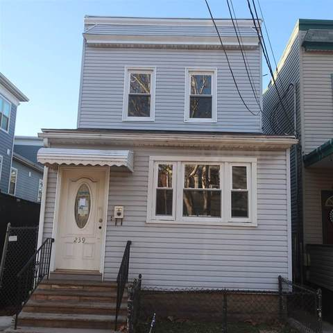 239 Freeman Ave, Jc, Journal Square, NJ 07306 (MLS #210002866) :: The Trompeter Group