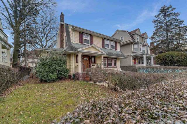 169 4TH AVE, East Orange, NJ 07017 (MLS #210003170) :: The Danielle Fleming Real Estate Team