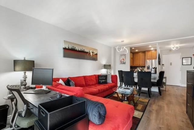 7100 Blvd East 7H, Guttenberg, NJ 07093 (MLS #210003347) :: The Danielle Fleming Real Estate Team