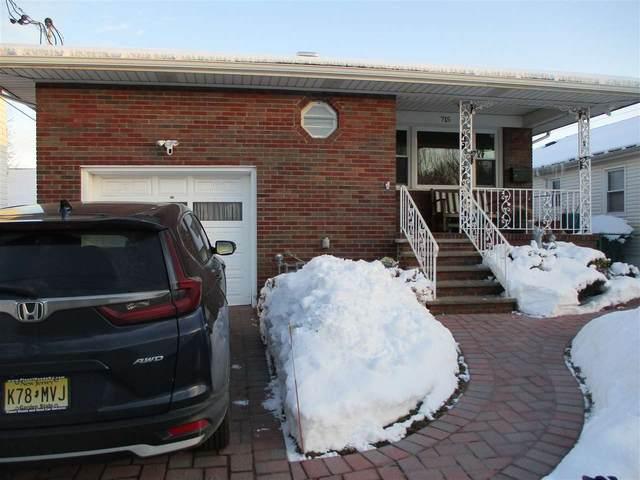 715 Knopf St, Linden, NJ 07036 (MLS #210003349) :: The Danielle Fleming Real Estate Team